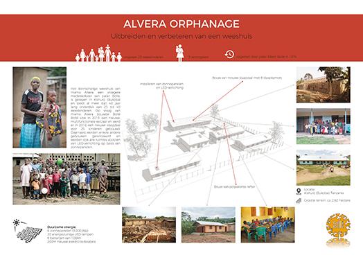 Solar for Igunga - Alvera Orphanage - Uitbreiden en verbeteren van een weeshuis