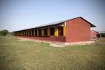 Blok met 6 klaslokalen