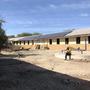 40 panneaux solaires sur le toit des classes.