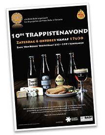 Dixième soirée Trappistes