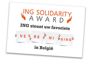Stem voor de ING Solidarity Award
