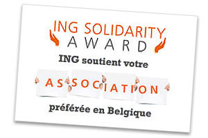 Votez pour le ING Solidarity Award